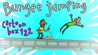 Bungee Jumping | Cartoon Box 122 | By FRAME ORDER |  Hilarious funny new CARTOON BOX episode