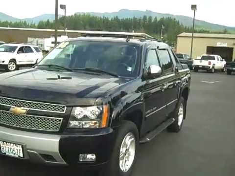 2008 chevrolet avalanche lt z71 4wd black art gamblin. Black Bedroom Furniture Sets. Home Design Ideas