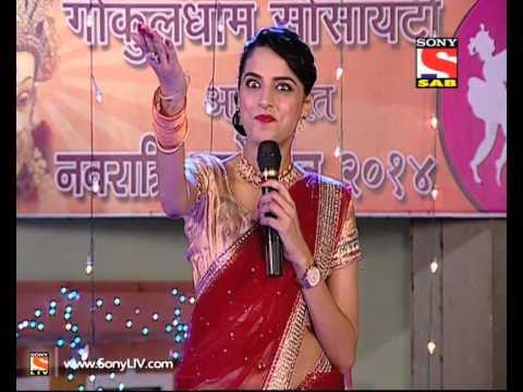 Taarak Mehta Ka Ooltah Chashmah - तारक मेहता - Episode 1515 - 8th October 2014 video