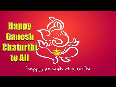 Happy Ganesh Chaturthi 2015 - SMS, Quotes, Photos, Whatsapp Video Message
