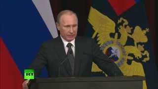 Путин: Надо избавить Россию от позора и трагедий наподобие убийства Бориса Немцова