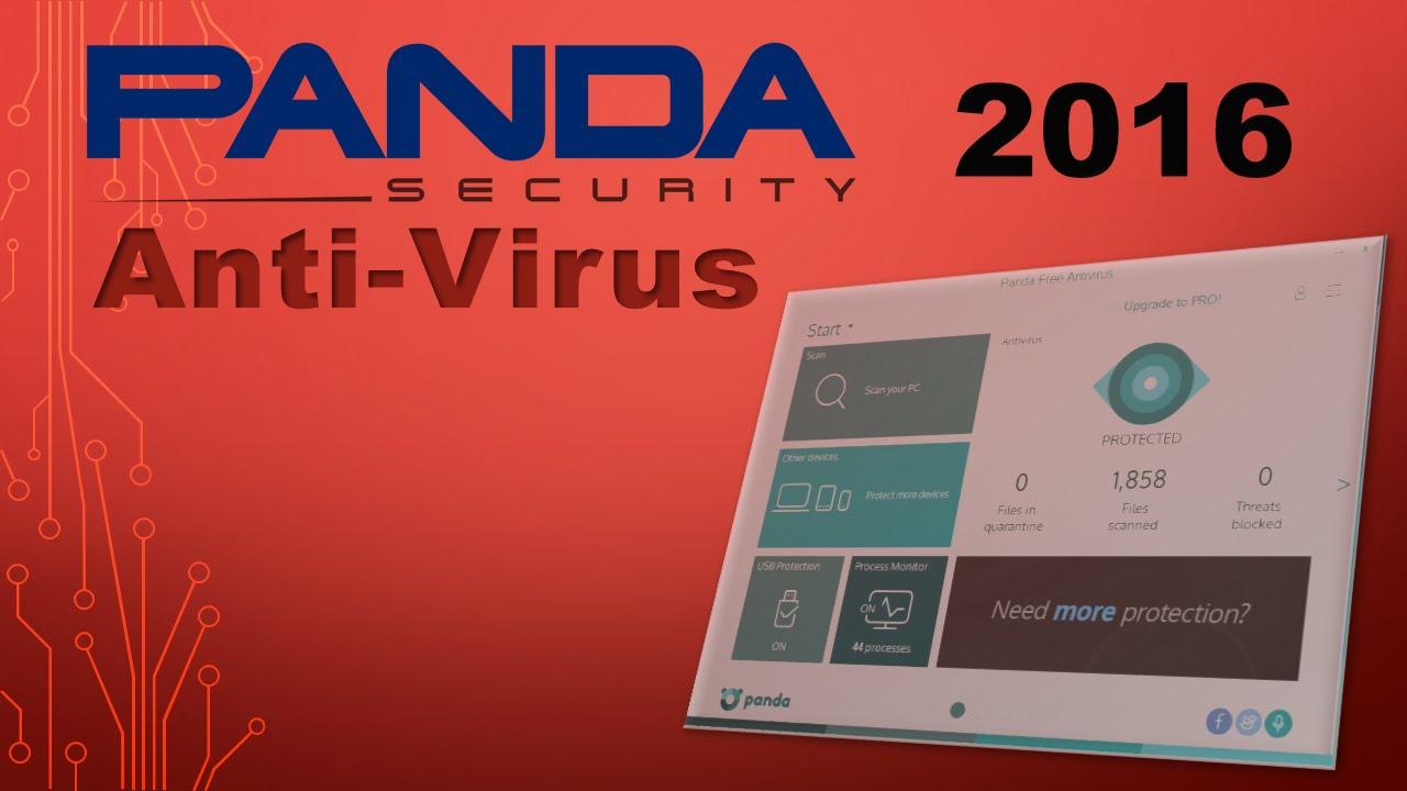 Panda free antivirus