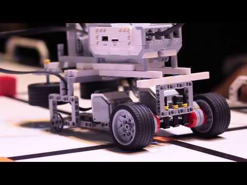 WRO Donostia 2015 (World Robotic Olympiad)