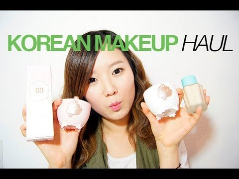 Korean Makeup Beauty HAUL (Etude House. Holika Holika. Banila Co. Skinfood)