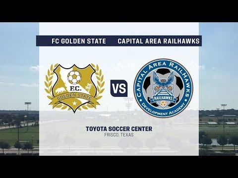 Development Academy Showcase: U-13/14: FC Golden State vs. Capital Area RailHawks - CASL