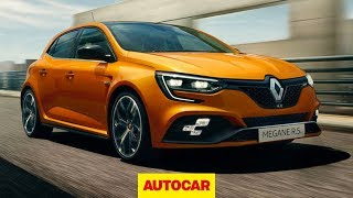 2018 Renault Megane RS revealed   Autocar