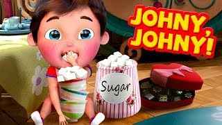 Johny Johny Yes Papa , Baby Shark , Five little monkeys ,Twinkle Twinkle Little Star , ABC Song
