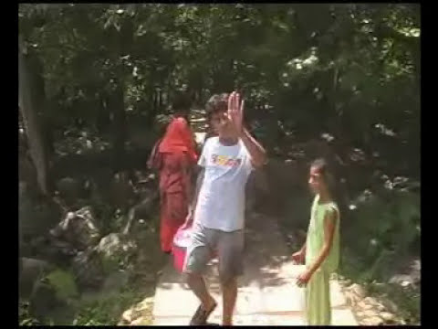 hanif khokhar's video: JATA SANKAR'S WATERFALL IN GIRNAR JUNAGADH.