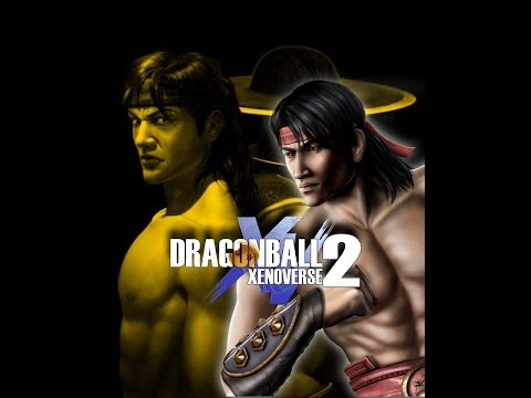 How to make Liu Kang In Dragon Ball Xenoverse 2