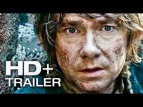 Exklusiv: DER HOBBIT 3: Die Schlacht der Fünf Heere Trailer Deutsch German   2014 [HD]