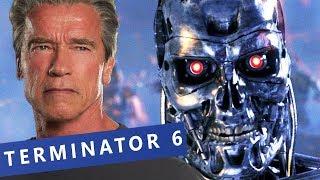 Terminator 6: Alles zum neuen Film mit Arnold Schwarzenegger