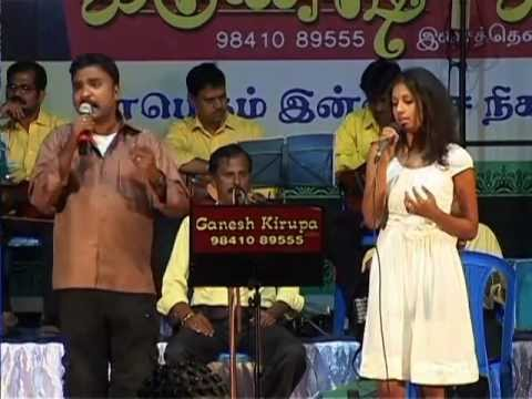 Mukesh In Ganesh Kirupa Best Light Music Orchestra In Chennai video