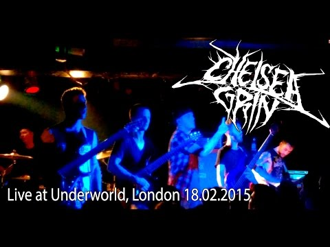 Chelsea Grin - Live At Underworld, London 18.02.2015 video