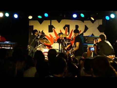 MxPx - Destroyed By You