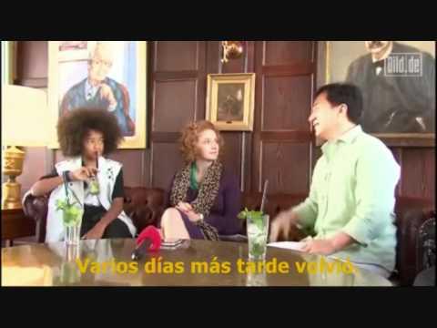 """Jaden Smith en """"Bild.de"""" [Subtitulada al español]"""