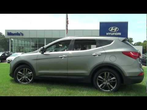 2013 Hyundai Santa Fe Minneapolis MN | Morrie's 394 Hyundai