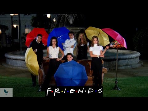 FRIENDS Intro Video [HD] | With On Screen Lyrics
