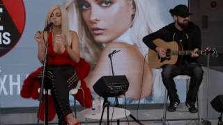 Download Lagu Bebe Rexha - Monster Under My Bed (iHeartRadio Live Sessions on the Honda Stage) Gratis STAFABAND