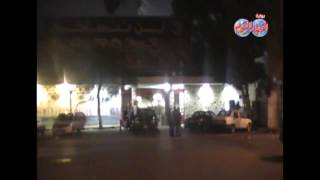 الهدوء يسود محيط النادي الأهلي بعد محاولة إقتحام الأولتراس