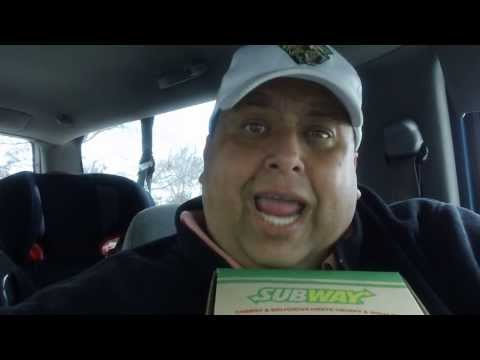 Subway's Flatizza™ REVIEW!
