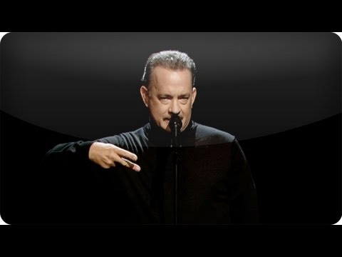 Tom Hanks Performs Slam Poem About 