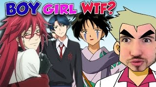 Is That an Anime Boy, Girl, or WTF EVEN IS THAT!?