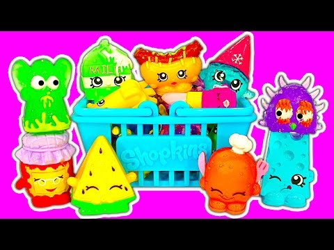 Shopkins Series 1 Fun Shopping Toy Like The Trash Pack