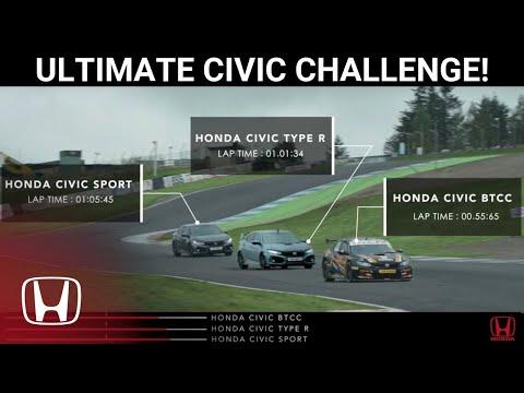 Ultimate Honda Civic Battle