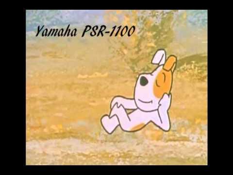 Reksio - Yamaha PSR-1100 #1