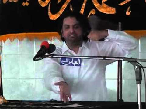 Allama Nasir Abbas Multan !return! (7th Ramdan Majalis 2012 Talagang) video