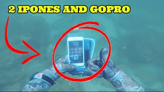 RIVER TREASURE: Found 2 Working Iphones and a Gopro Underwater (Returned Owner)