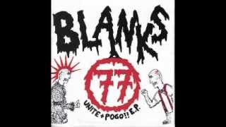 Watch Blanks 77 Shes Gone video
