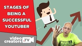 The 5 Emotional Stages of Successful New YouTubers