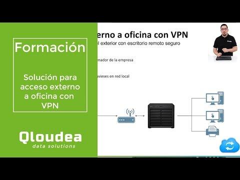 VPN: conexión remota a oficina