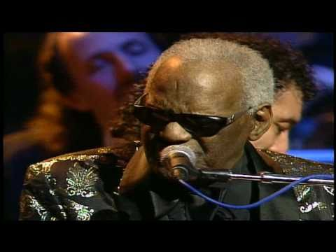 Ray Charles - Love In Three Quarter Time (LIVE) HD