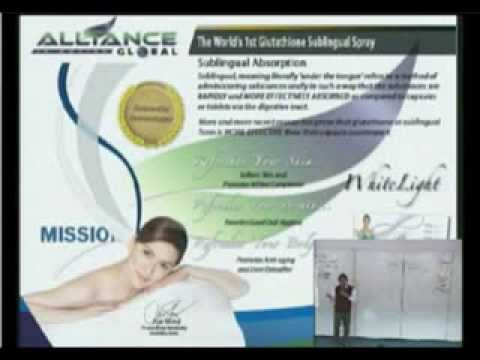 Whitelight L-Glutathione Sublingual Spray