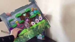 Addie hatchimal nursery unboxed