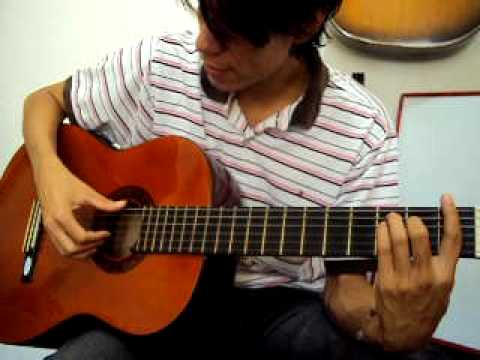 Super Arpegio triste en guitarra Curso lecciones tutorial clases de guitarra  64 Diego Erley