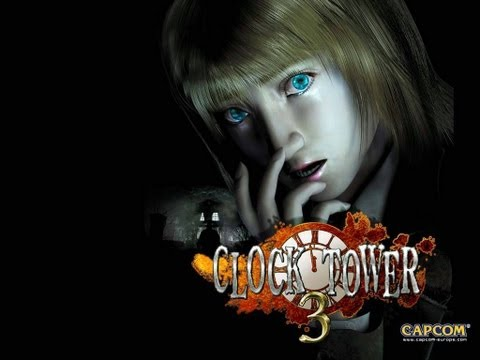 Clock Tower 3 All Movie Cutscenes