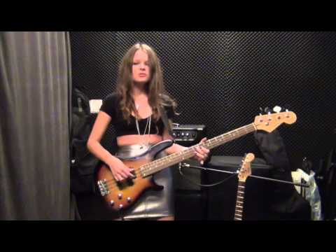 RockMilady - Grease - Bass