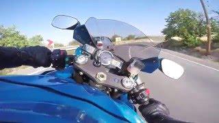 Rush!!! GsxR 1000 Onboard!!!