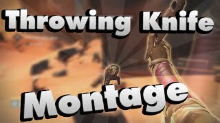Destiny Throwing Knife Montage! (Montage Mondays #8)