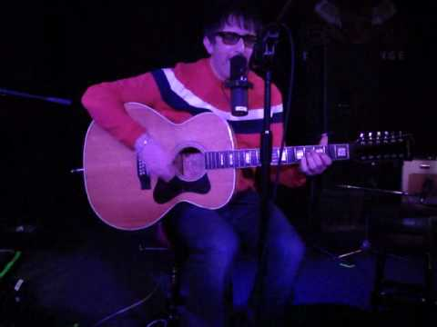 Ian Broudie - Manchester Ruby Lounge - Marvellous (December 9th 2009)