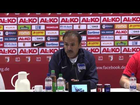 Interviews und PK nach Sieg gegen Hertha