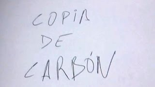 Copia de carbón