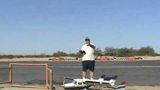 RC Jet Maiden Flight Total Loss = $7,000.00 ELAN