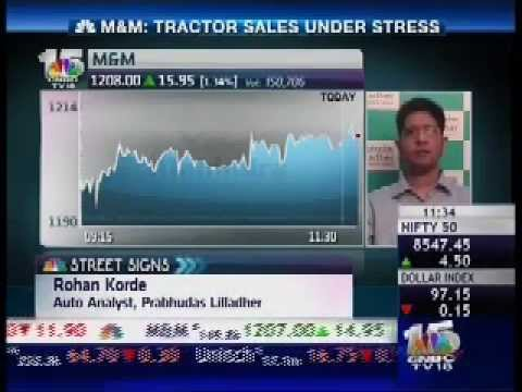 """Discussion on Monthly Volume expectation for March 2015 & Tata Motors Rights Issue""–Rohan Korde"
