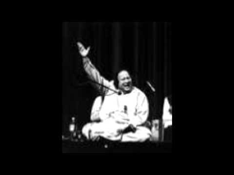Nusrat Fateh Ali Khan - Tasbih De Ik Ik Danay Te - Punjabi Qawwali - Part 1 video
