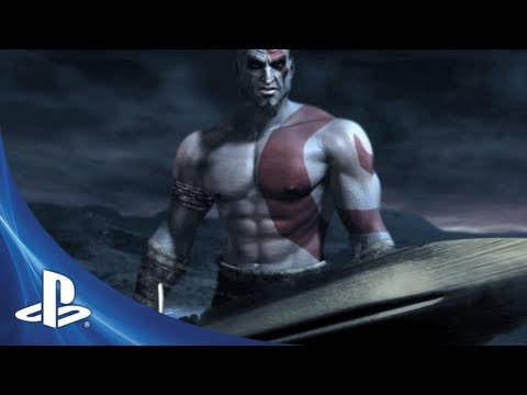 God of War Top 5 Epic Moments &#8211; Kratos vs Ares (#1)