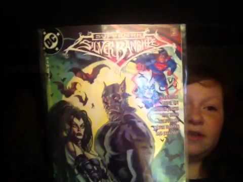 Comic books